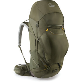 Lowe Alpine Cerro Torre Backpack 65l Herr dark olive
